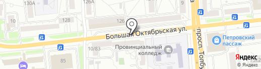SHISHKI на карте Ярославля