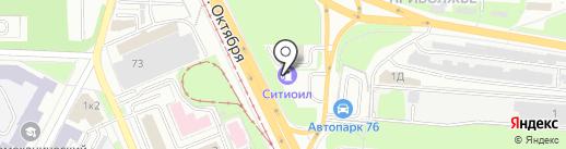 Pixel Coffee на карте Ярославля
