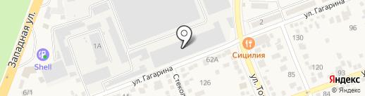 КусайСам на карте Аксая