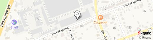 LTS Express на карте Аксая