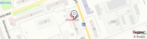Первая аптека на карте Северодвинска