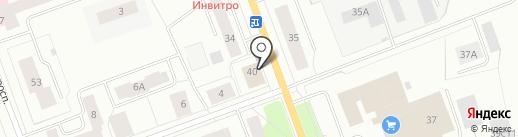 MachineStore на карте Северодвинска