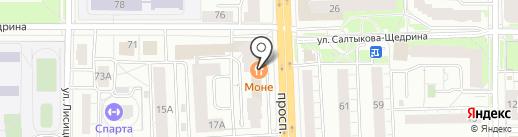 Страховое агентство на карте Ярославля