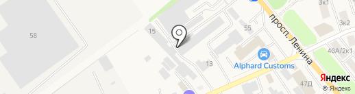 ДонКранСервис на карте Аксая