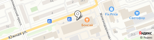 ВАШАКОМНАТА.РФ на карте Северодвинска
