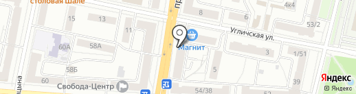 OZON.ru на карте Ярославля