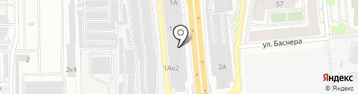 VService на карте Ярославля
