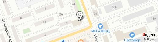 Kawaii Roll`s на карте Северодвинска