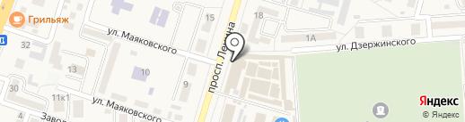 Фотоцентр на карте Аксая