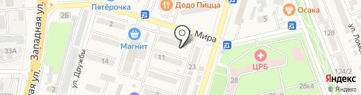 Фотосалон на карте Аксая
