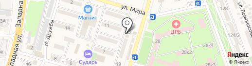 Банкомат, Банк Финансовая корпорация Открытие, ПАО на карте Аксая
