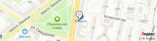 ВитаСпорт на карте Ярославля