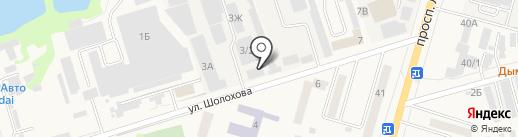 АртВитраж на карте Аксая