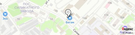 Грундфос на карте Ярославля