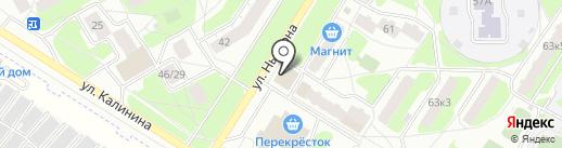 Фотосалон на карте Ярославля