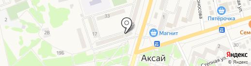Оконный Комбинат Светоч на карте Аксая