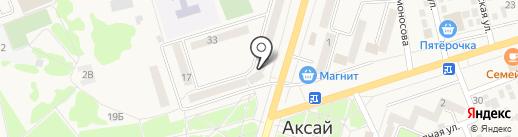 Гармония на карте Аксая