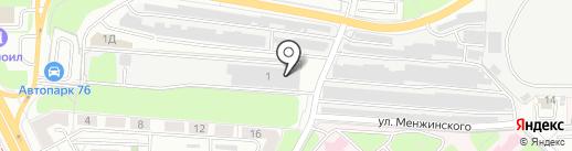 VIRBACauto на карте Ярославля
