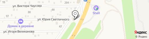 Ростовский региональный автотехцентр на карте Аксая