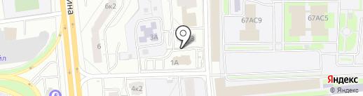 Immate Media на карте Ярославля