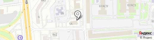 Техностар Эко на карте Ярославля