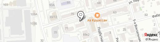 Новые технологии строительства на карте Ярославля