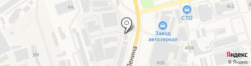 Донской Завод Бурового Инструмента на карте Аксая