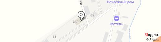 Мастер-Трак на карте Ленины