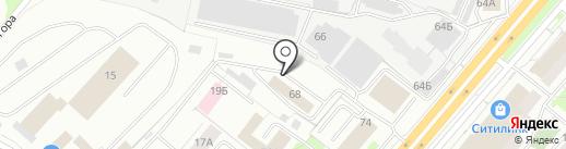 Ортопедический салон на карте Ярославля