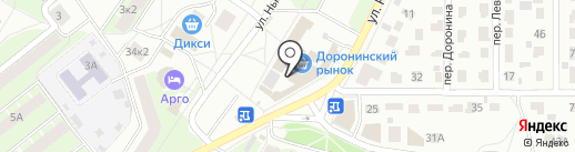 Монополия Детства на карте Ярославля