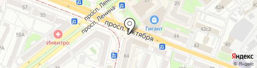 Nuga Best на карте Ярославля