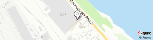 AGC на карте Ярославля