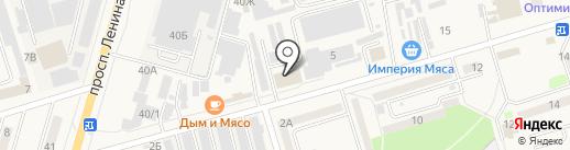 Донской текстиль на карте Аксая