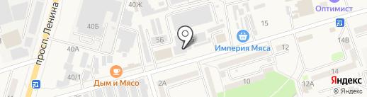 АгроСтандарт на карте Аксая