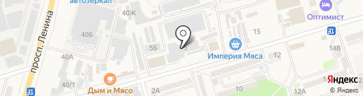 МеталлГрупп на карте Аксая