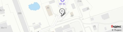 AutoCare на карте Северодвинска