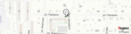 Квестoff на карте Ярославля