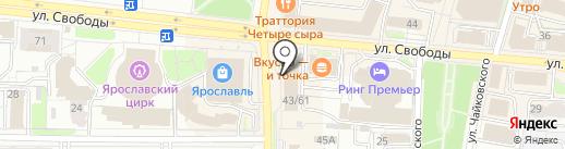 Your Secret на карте Ярославля