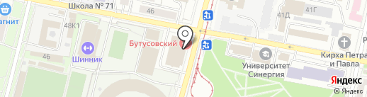 Забытая часовня на карте Ярославля