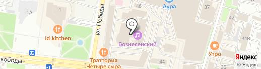 Zara на карте Ярославля