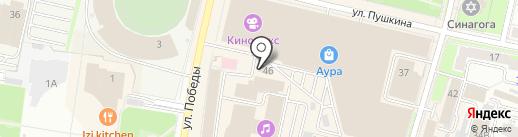 Гастроклиника на карте Ярославля