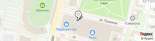 Good canteen на карте Ярославля