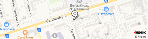 РоСТ Финанс на карте Аксая