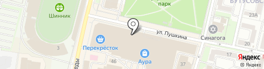 diMARE на карте Ярославля