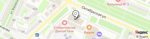 Alex-Argo.ru на карте Вологды