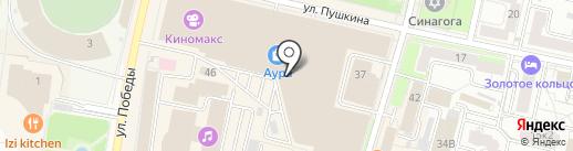 ОГОГО Обстановочка! на карте Ярославля
