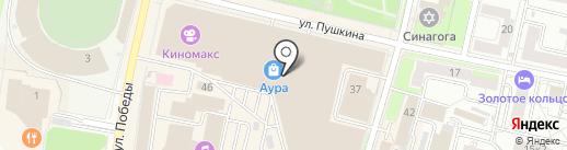Bazar на карте Ярославля