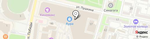 Perfecto на карте Ярославля