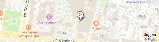 Pelican Kids на карте Ярославля
