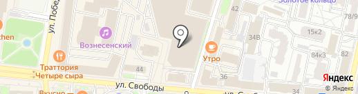 Candy shop electronics на карте Ярославля